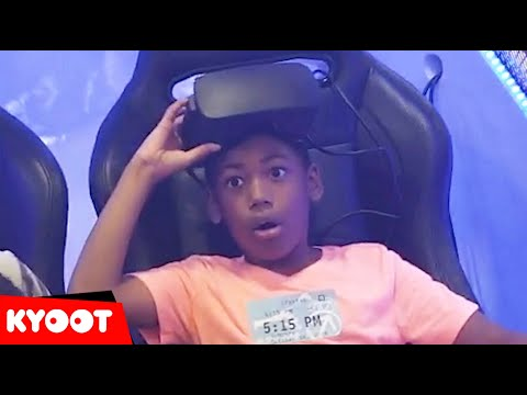 Did I Break It or Get the High Score?! | Funny and Kyoot Kids Videos