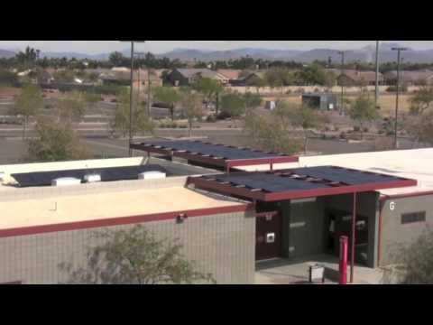 Green Planet Chandler Gilbert Community College Teaser Trailer