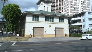 Honolulu fire station may have asbestos