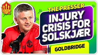 Solskjaer Press Conference Reaction! PSG vs Manchester United News