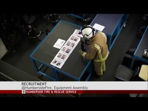 Equipment Assembly Firefighter Selection Test