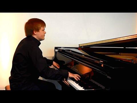 Mikhail Dubov plays Medtner - Two Fairy Tales (live in Köln, 2016)