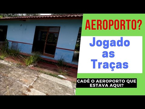 Aeroporto Jogado as Traças - Boca do Acre - AM