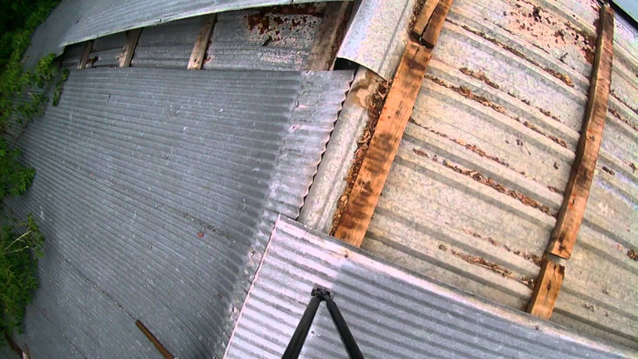 How To Remove Metal Roofing So It Can Be Reused