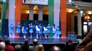 landmark center 2014 rince nua irish dance