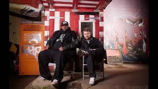 """Run The Jewels - """"Lie, Cheat, Steal"""" - Behind the Scenes (Official Video) - VNA x INVADE TV"""