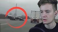 A baleset hirtelen történik! | COUB