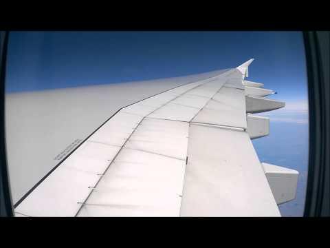 AIR FRANCE flight AF66 - A380 to Los Angeles   Full flight trip report (HD)  