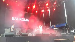 Bahroma - Марина (Импульс-фест, Механика, 28.07.2017)