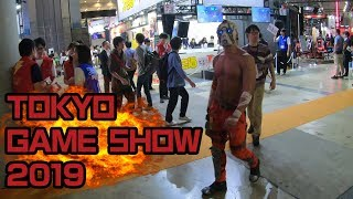 ASÍ VIVÍ EL TOKYO GAME SHOW 2019 | evento de videojuegos en Japon