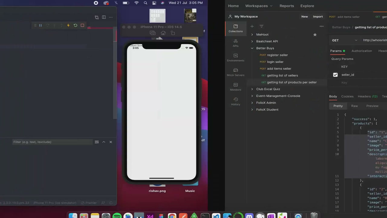 Flutter Shopping App Tutorial 25 - Building a Product Page in Flutter - Part 1