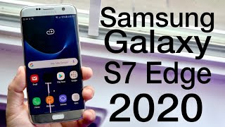 Samsung Galaxy S7 Edge In 2020! (Still Worth It?) (Review)