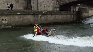 JSI 2011: Sauvetage des personnes tombées dans la seine