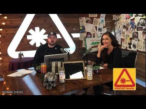 BIZARRE STATES with Jessica Chobot #154 : THE ZEN POOP