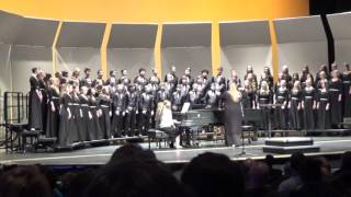 CVJH Bravo sings Sweet Betsy From Pike - arr. Greg Gilpin