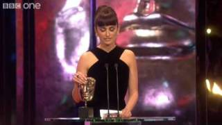 Penelope Cruz wins Best Supporting Actress BAFTA - The British Academy Film Awards 2009 - BBC One