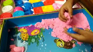 DIY  Kids playing Sand