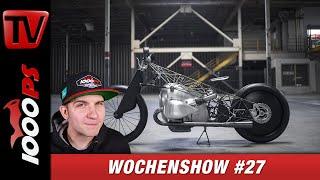 1000PS Wochenshow #27 - Neuer BMW Boxermotor und vieles mehr!