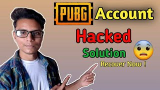 PUBG account is Hacked solution | How to recover Hacked PUBGmobile account | Ankit xpert