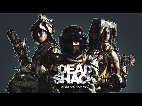 DEAD SHACK (Proof of concept trailer and kickstarter vid)