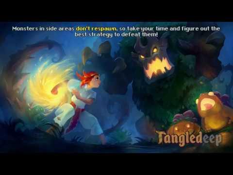 Tangledeep   Esse jogo me deixou puto no final  