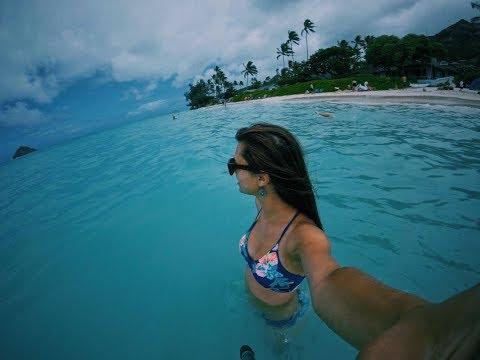 Au pair in USA - Road Trip Hawaii Gopro