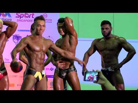 Mortal Battle 2018 - Men's Sports Model (Pose Down!)