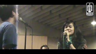 d'Masiv featuring Sheryl Sheinafia - Latihan Launching di Trans TV