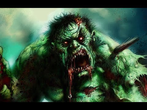 Zombie Hulk The Monster Who Ate Galactus Killed Thanos Youtube