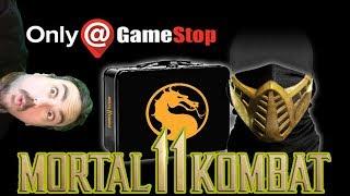 Exclusive Mortal Kombat 11 Collectable Pre Order Bonuses At Gamestop