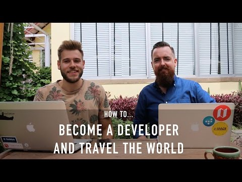 HOW TO BECOME A DEVELOPER AND GO REMOTE (Q&A WITH DYLAN WOLF
