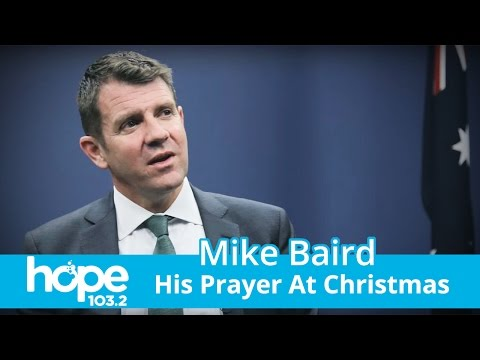 Here's What Mike Baird Hopes Christians Will Pray This Christmas [Interview]