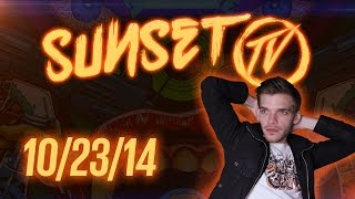 Sunset TV: 10/23/2014 - Dynamic Music System!