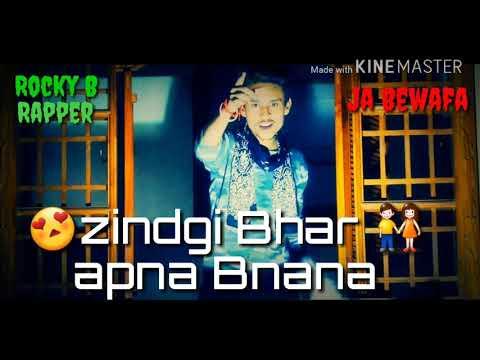 Ja Bewafa Rap (whatssap video status )
