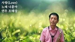 사랑(나훈아) ㅡ 하모니부부색소폰(조태상)