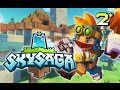 OUR FIRST QUESTS! | SkySaga Epic Adventure Ep 2