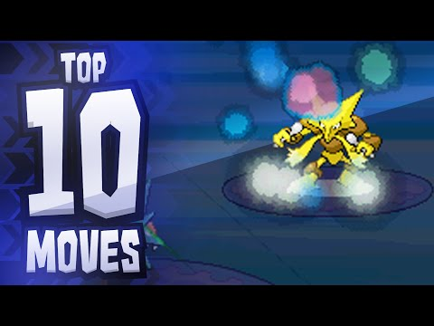 Top 10 Moves in Pokemon ORAS OU: Competitive Analysis