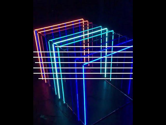 Светодиодный коридор