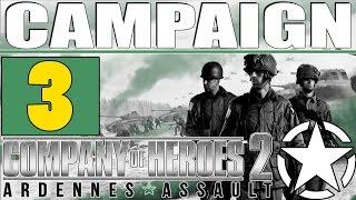 Ardennes Assault [COH2] CAMPAIGN - 3