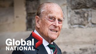 Global National: April 9, 2021 | Remembering the life of Prince Philip