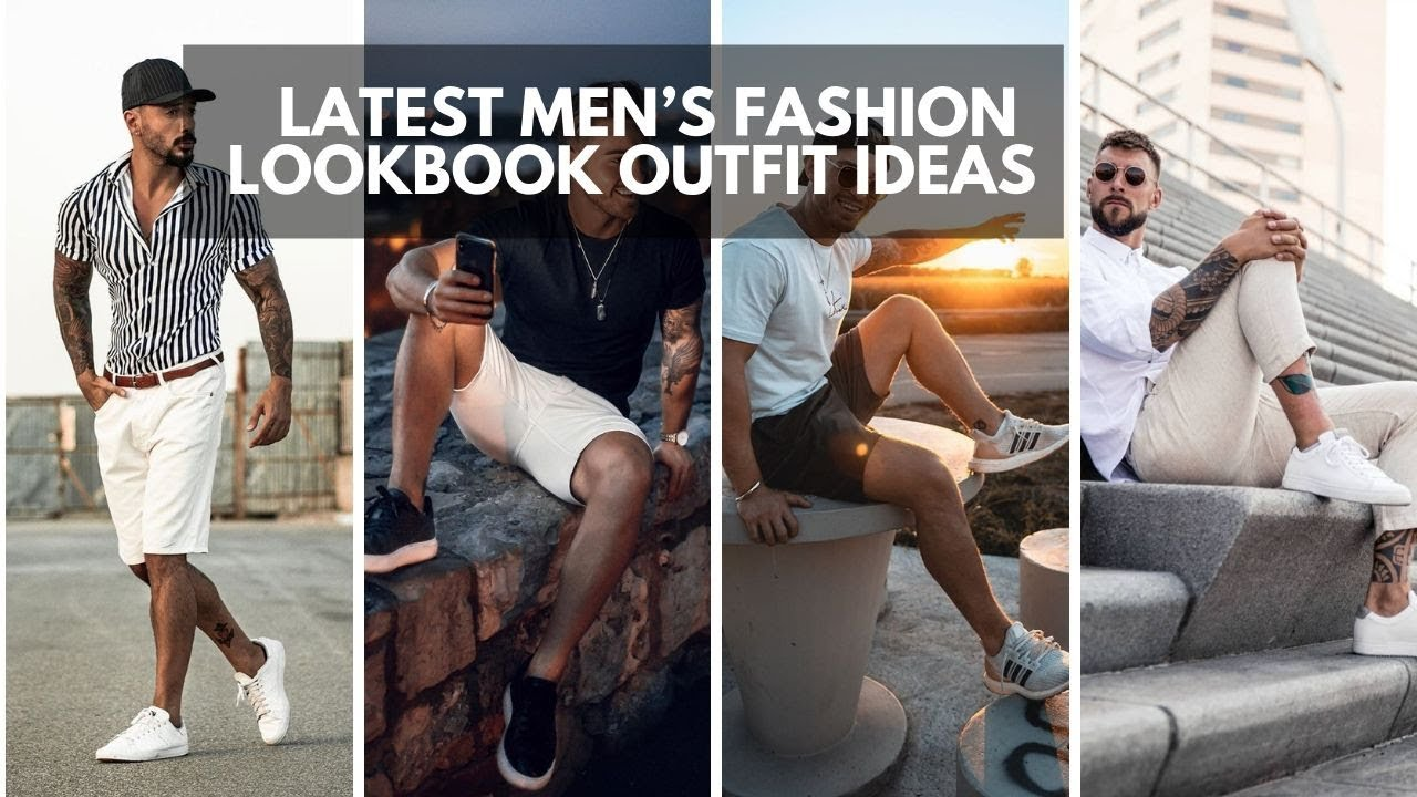 [VIDEO] - LATEST Summer Fashion For Men | Summer Fashion | Best Men's Fashion 2019 | Lookbook Inspiration 2