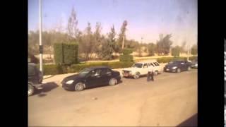 زحام السيارات بمعدية نمرة 6 بسبب قناة السويس الجديدة