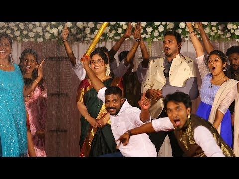 Knanaya Wedding (Stunning performance) powered by awesome guys dance company)