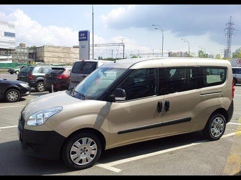 Минимальный расход топлива Fiat Doblo 1.2i