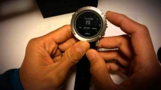 suunto core brushed steel unboxing and review