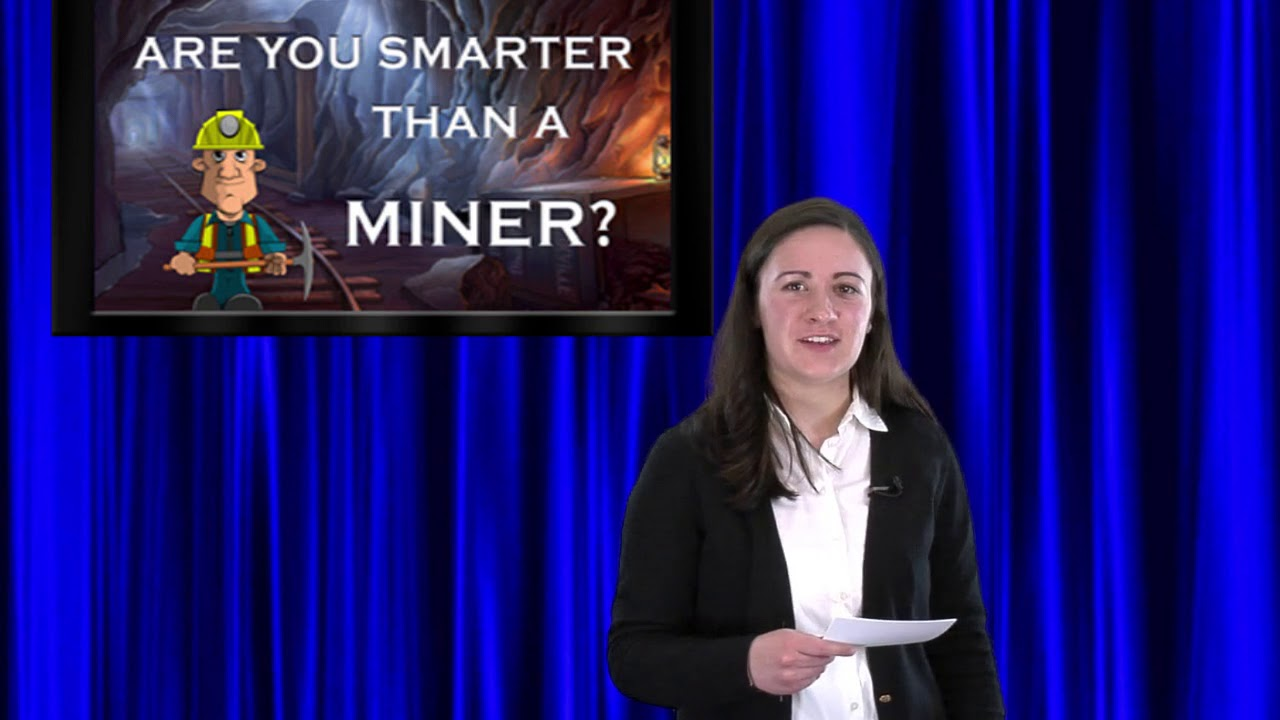 Student Video: 2014 Minor Miners Jeopardy