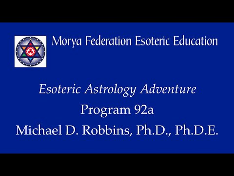 Esoteric Astrology Adventure 92 a