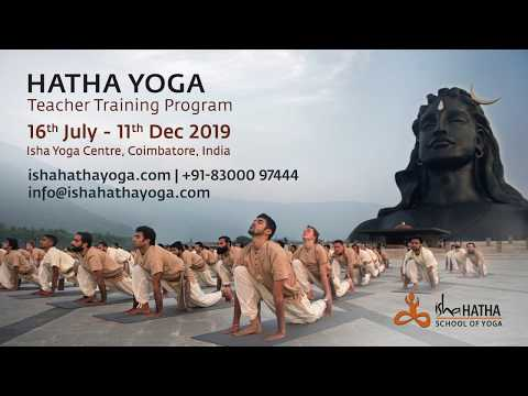 How 21 Weeks Can Transform Your Life: Isha Hatha Yoga Teacher Training Program 2018