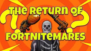 Download Video The Return of FORTNITEMARES  Fortnite Save the World MP3 3GP MP4