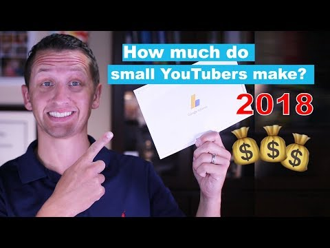"""<span class=""""title"""">How much do small youtubers make?</span>"""